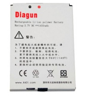 Batterie Launch DIAGUN